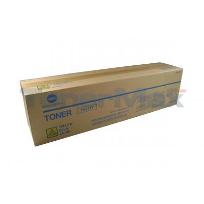 KONICA MINOLTA BIZHUB C451/C550/C650 TONER YELLOW
